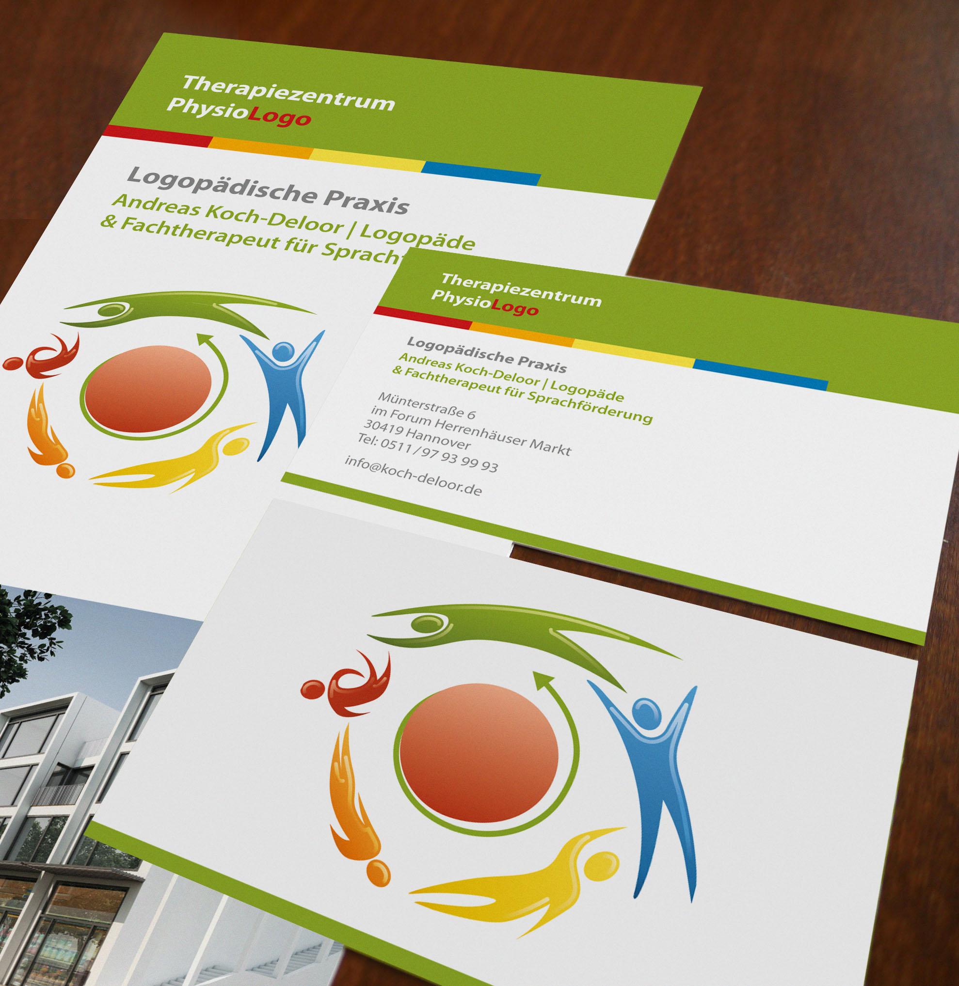 Logopädische Praxis | Logoentwicklung