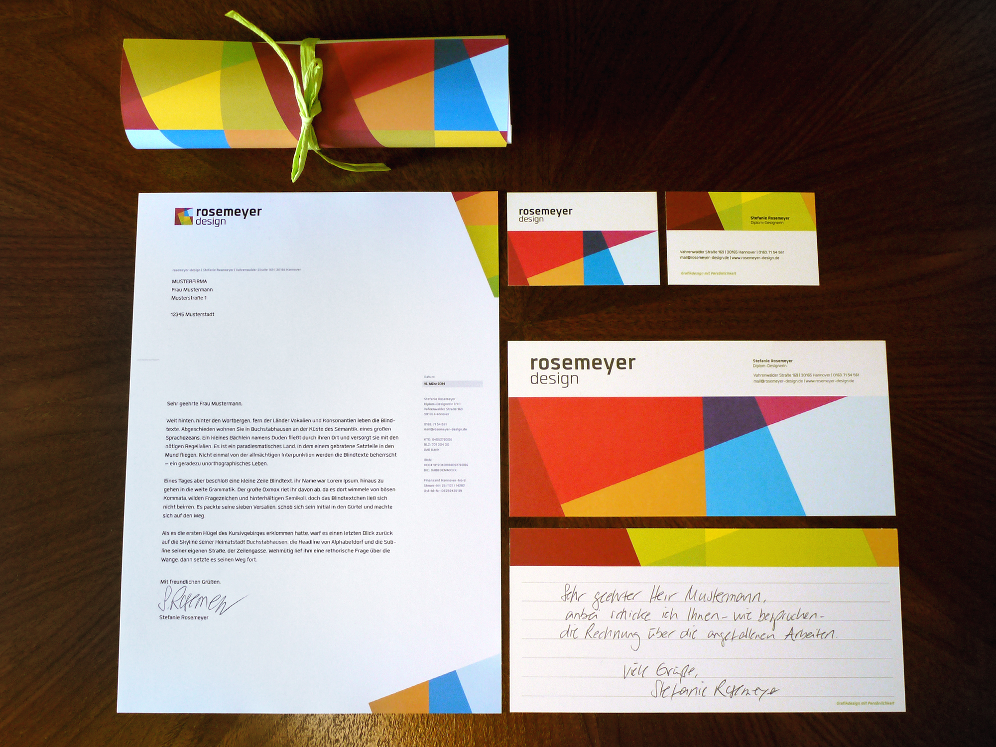rosemeyer design | Corporate Design