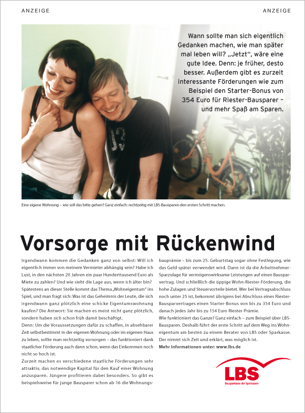 Advertorials | Gruner & Jahr