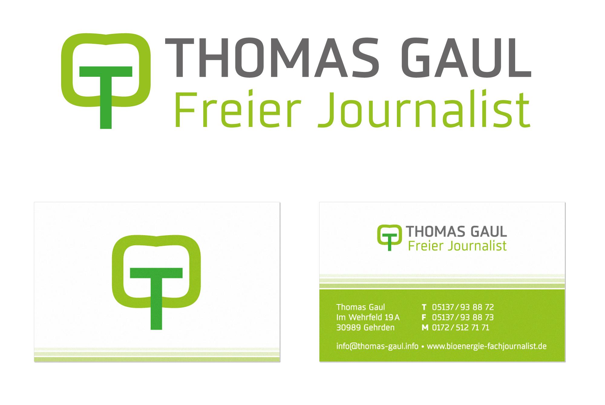 Thomas Gaul – freier Journalist