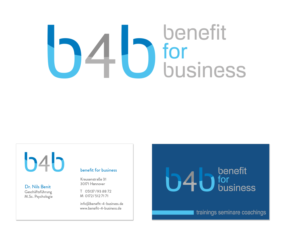 b4b – Corporate Design