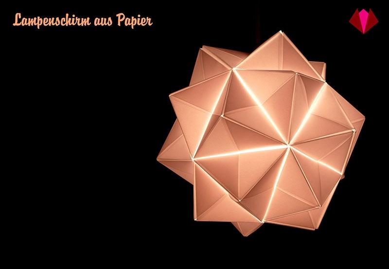 Lampe Aus Papier Grafikdesign Hannover Logoentwicklung