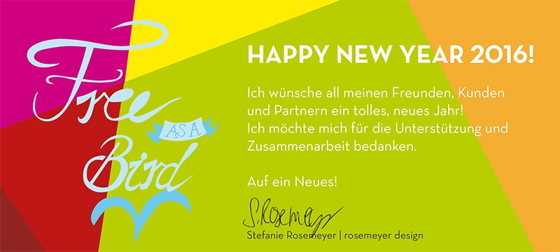 Happy new Year-2016